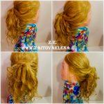 Zaitova Elena hairstyle to 1 September 59