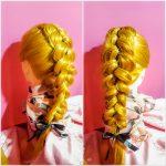 Zaitova Elena hairstylist 16