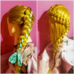 Zaitova Elena hairstylist 18