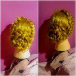 Zaitova Elena workshop hairstyles 5