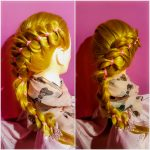 Zaitova Elena workshop hairstyles 8