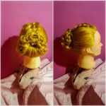 Zaitova Elena workshop wedding hairstyle 1