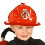 Шлем Пожарного детский